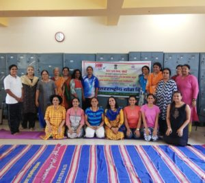International Yoga Day Celebration- 21 June2018