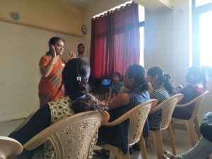 Chinmaya Mission Lecture Series on the topic