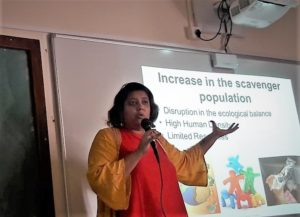 Sustainable animal welfare and role of stray animals in our urban ecosystem By Aditi Nair.