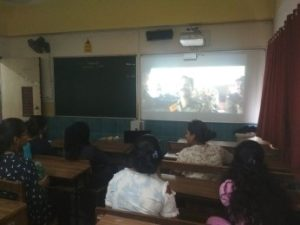 "Shown ""URI The Surgical Strike"" movie to students on Kargil Vijay Diwas"