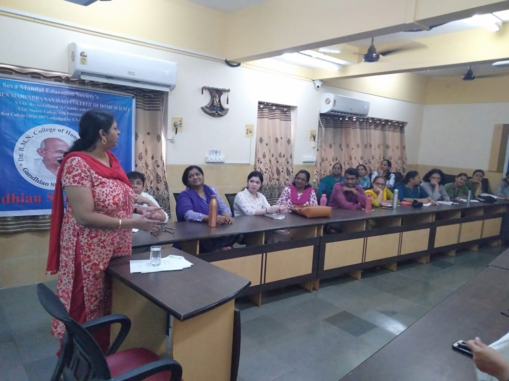 A Guest lecture on