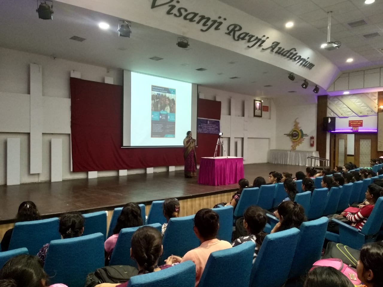 Placement Committee's guest lecture
