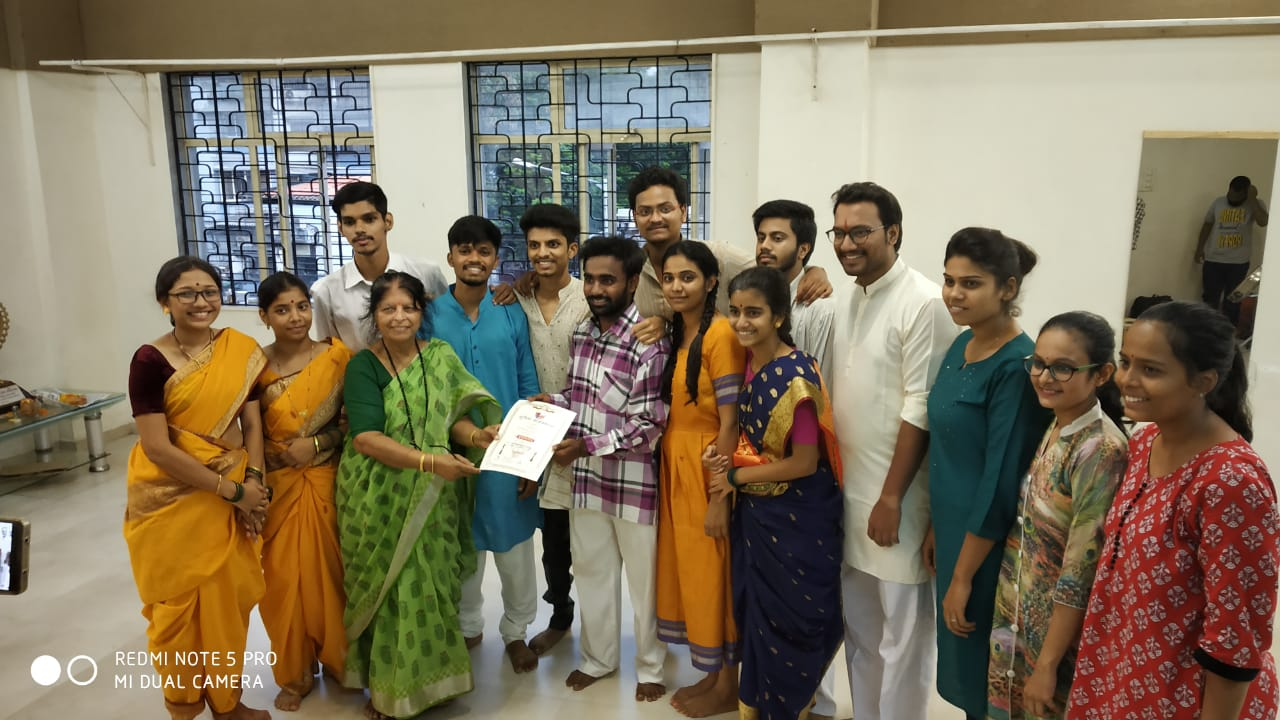 Boli bhasha competition of one act play